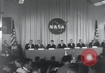 Image of NASA press conference Washington DC USA, 1959, second 11 stock footage video 65675023288