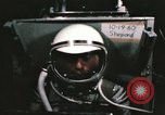 Image of Astronaut Alan Shepard United States USA, 1960, second 3 stock footage video 65675023297