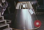 Image of Spacecraft assembly United States USA, 1960, second 2 stock footage video 65675023318