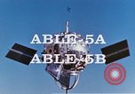 Image of Atlas Able 5A Cape Canaveral Florida USA, 1960, second 11 stock footage video 65675023337
