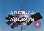Image of Atlas Able 5A Cape Canaveral Florida USA, 1960, second 12 stock footage video 65675023337