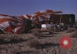 Image of Astronauts survival training Nevada United States USA, 1960, second 7 stock footage video 65675023343