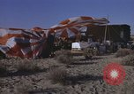 Image of Astronauts survival training Nevada United States USA, 1960, second 10 stock footage video 65675023343