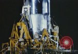 Image of Atlas missile 51D Cape Canaveral Florida USA, 1961, second 2 stock footage video 65675023355