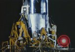 Image of Atlas missile 51D Cape Canaveral Florida USA, 1961, second 3 stock footage video 65675023355