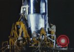 Image of Atlas missile 51D Cape Canaveral Florida USA, 1961, second 7 stock footage video 65675023355