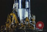 Image of Atlas missile 51D Cape Canaveral Florida USA, 1961, second 10 stock footage video 65675023355