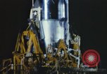 Image of Atlas missile 51D Cape Canaveral Florida USA, 1961, second 12 stock footage video 65675023355