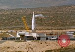 Image of Missile Atlas 52D California United States USA, 1962, second 12 stock footage video 65675023368