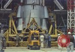 Image of Atlas Missile 3D Cape Canaveral Florida USA, 1959, second 3 stock footage video 65675023371