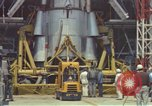 Image of Atlas Missile 3D Cape Canaveral Florida USA, 1959, second 7 stock footage video 65675023371