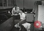Image of Astronaut undergoes a test Ohio United States USA, 1959, second 10 stock footage video 65675023383
