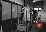 Image of Treadmill test Ohio United States USA, 1959, second 11 stock footage video 65675023385