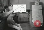 Image of NASA testing Hal Crandall for fitness Ohio United States USA, 1959, second 6 stock footage video 65675023415