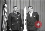 Image of Werner Von Braun United States USA, 1956, second 7 stock footage video 65675023474