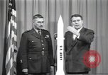 Image of Werner Von Braun United States USA, 1956, second 10 stock footage video 65675023474