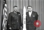 Image of Werner Von Braun United States USA, 1956, second 11 stock footage video 65675023474