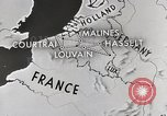 Image of bombed rail network Belgium Malines, 1944, second 8 stock footage video 65675023525
