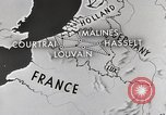 Image of bombed rail network Belgium Malines, 1944, second 10 stock footage video 65675023525