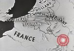 Image of bombed rail network Belgium Malines, 1944, second 11 stock footage video 65675023525