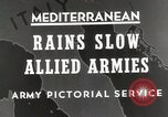 Image of Allied forces San Lorenzo Italy, 1944, second 1 stock footage video 65675023527