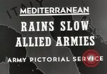 Image of Allied forces San Lorenzo Italy, 1944, second 4 stock footage video 65675023527