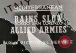 Image of Allied forces San Lorenzo Italy, 1944, second 8 stock footage video 65675023527