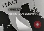 Image of Allied forces San Lorenzo Italy, 1944, second 9 stock footage video 65675023527
