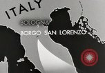 Image of Allied forces San Lorenzo Italy, 1944, second 12 stock footage video 65675023527