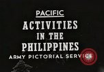 Image of General MacArthur Leyte Philippines, 1944, second 1 stock footage video 65675023529