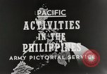 Image of General MacArthur Leyte Philippines, 1944, second 8 stock footage video 65675023529