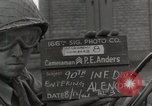 Image of 90th Infantry Division Alencon France, 1944, second 2 stock footage video 65675023531