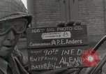 Image of 90th Infantry Division Alencon France, 1944, second 3 stock footage video 65675023531