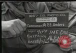 Image of 90th Infantry Division Alencon France, 1944, second 1 stock footage video 65675023532