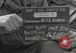 Image of 90th Infantry Division Alencon France, 1944, second 3 stock footage video 65675023532