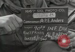 Image of 90th Infantry Division Alencon France, 1944, second 4 stock footage video 65675023532