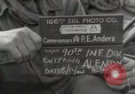 Image of 90th Infantry Division Alencon France, 1944, second 5 stock footage video 65675023532
