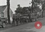 Image of 90th Infantry Division Alencon France, 1944, second 7 stock footage video 65675023532