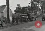Image of 90th Infantry Division Alencon France, 1944, second 8 stock footage video 65675023532