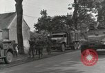 Image of 90th Infantry Division Alencon France, 1944, second 9 stock footage video 65675023532