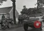 Image of 90th Infantry Division Alencon France, 1944, second 10 stock footage video 65675023532