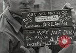 Image of 90th Infantry Division Alencon France, 1944, second 3 stock footage video 65675023533