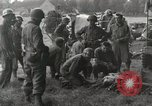Image of United States medics Gace France, 1944, second 8 stock footage video 65675023536