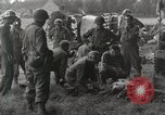 Image of United States medics Gace France, 1944, second 12 stock footage video 65675023536