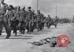 Image of Captured Nazi prisoners France, 1944, second 4 stock footage video 65675023539