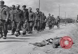 Image of Captured Nazi prisoners France, 1944, second 5 stock footage video 65675023539