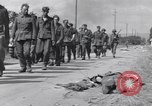 Image of Captured Nazi prisoners France, 1944, second 8 stock footage video 65675023539