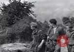 Image of Captured Nazi prisoners France, 1944, second 10 stock footage video 65675023539