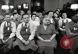 Image of Factory workers United States USA, 1951, second 11 stock footage video 65675023548