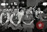 Image of Factory workers United States USA, 1951, second 12 stock footage video 65675023548